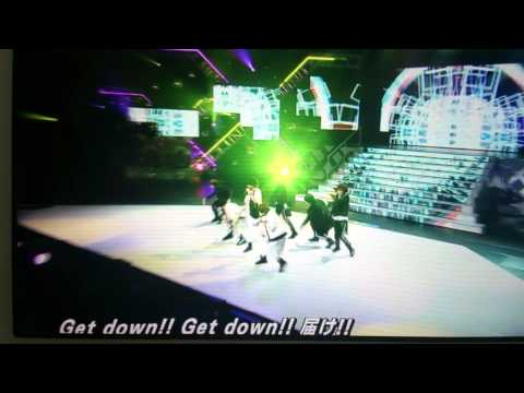 Kis-My-Ft2   アイノビート -Dance  ver-