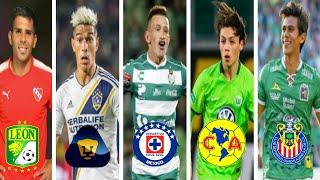NUEVOS RUMORES de FICHAJES mas ALTAS y BAJAS CONFIRMADAS en la LIGA MX para el torneo CLAUSURA 2020