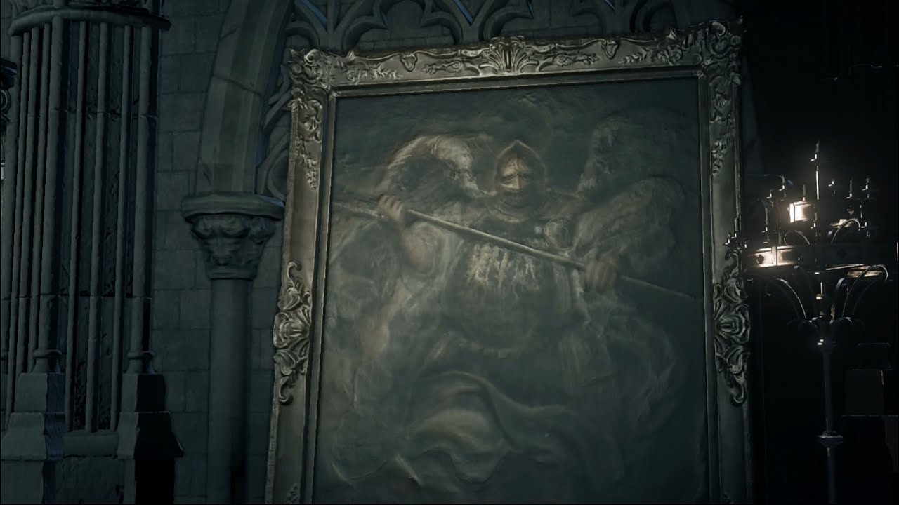 Dark Souls 3 Lore: Gertrude, The Angelic Faith and Civil