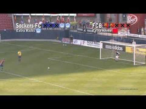 Dallas Cup '08 U15 Penalty Kicks Champioship Game Sockers