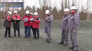 Конкурс профмастерства. Операторы по добыче нефти и газа