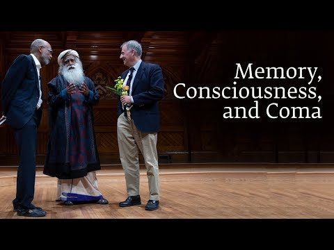 Memory, Consciousness, and Coma – Sadhguru at Harvard Medical School