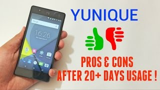 YU Yunique Review - Pros & Cons after 20 Days of Usage !
