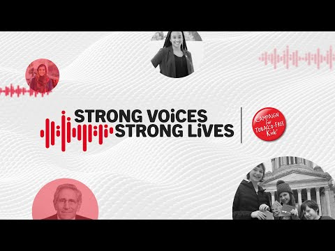 Strong Voices, Strong Lives: 2020 Youth Advocates Of The Year Awards