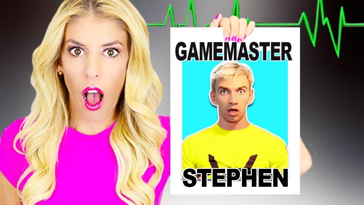 Stephen Sharer Is The Game Master Lie Detector Test And Hidden Secret Evidence