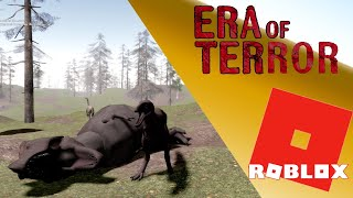 THE RETURN OF THE MIGHTY T-REX - ROBLOX - ERA OF TERROR