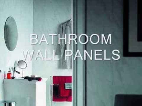 Bathroom Wall Panels - Different Types Explained - YouTube