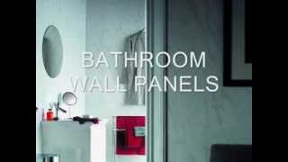 Bathroom Wall Panels - Different Types Explained