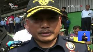 Petugas Bea dan Cukai Sita 66 Kg Sabu Asal Singapura