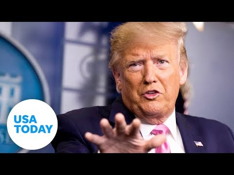 Trump: Coronavirus response could last until August | USA TODAY