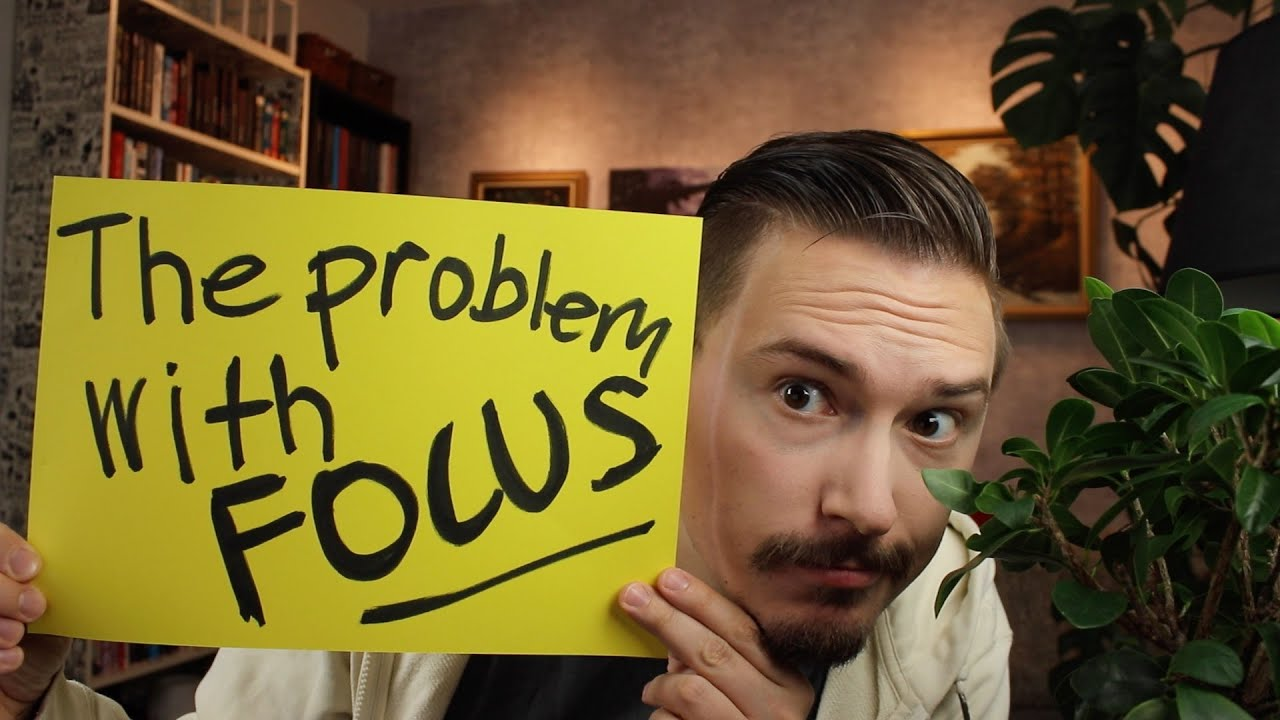 The problem with focus - MPJ's Musings - FunFunFunction #51