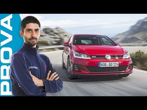 Nuova Volkswagen Golf GTI (2017) | La prova su strada