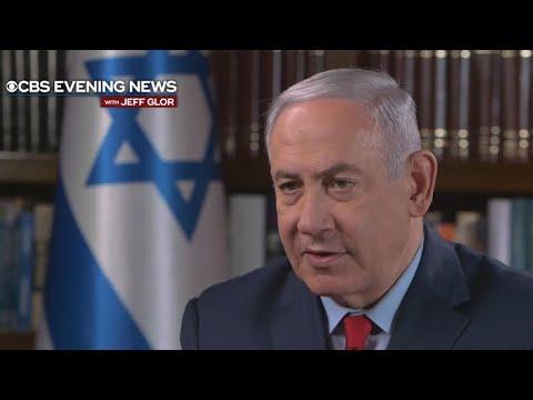 Benjamin Netanyahu blames Hamas for deadly Gaza violence