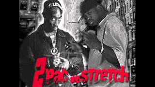 2Pac Ft Stretch - Pain OG (Radio Version)