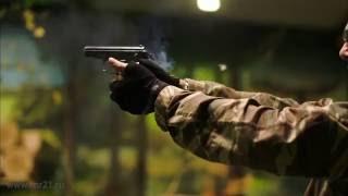 Списанный охолощенный пистолет Макарова ПМ СХ (СХП)