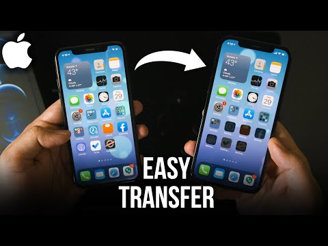 How to Transfer All Data from an Old iPhone to a New iPhone