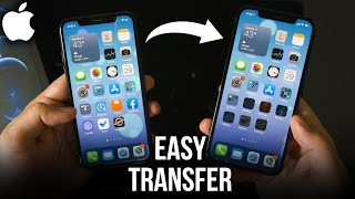 How to Transfer AĮl Data from an Old iPhone to a New iPhone
