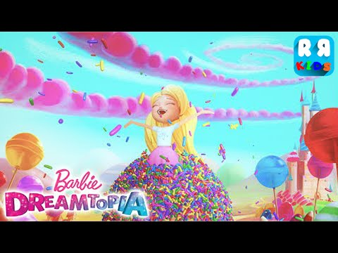 Barbie Dreamtopia – Magical Hair (By Budge Studios) - iOS / Android - Gameplay Video