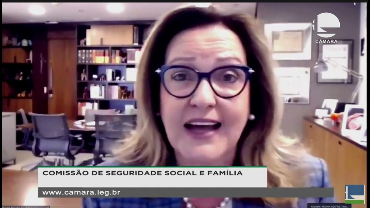 Assista a participação da Dra. Regina Beatriz em audiência pública sobre monogamia na união estável
