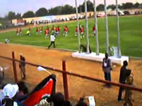 South Sudan national soccer team