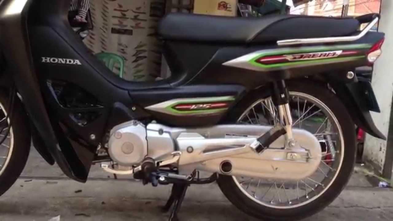 Top Motor Honda Dream 125cc 2015 Honda Dream 2015 New