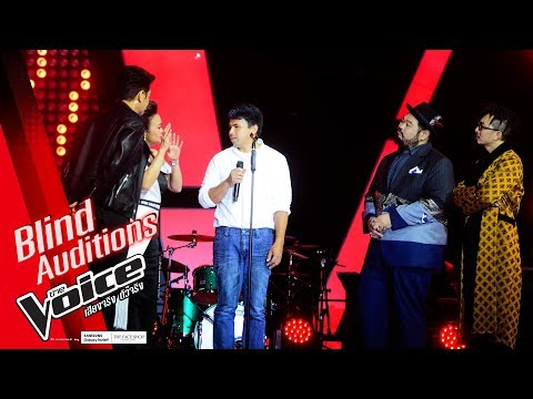 [Special Song] เก่ง - ฤดูที่แตกต่าง - Blind Auditions - The Voice Thailand 2018 - 3 Dec 2018