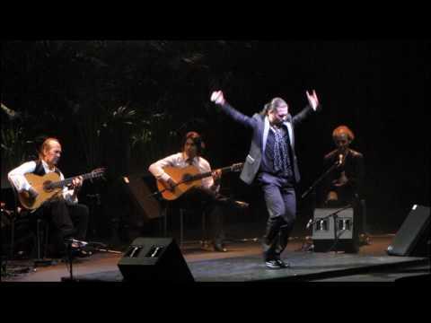 Flamenco Dancer Paco de Lucia live in Berlin (HD Quality) Part 1