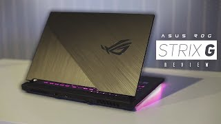 ASUS ROG Strix G Review 2019! - The New RGB Gaming Beast!