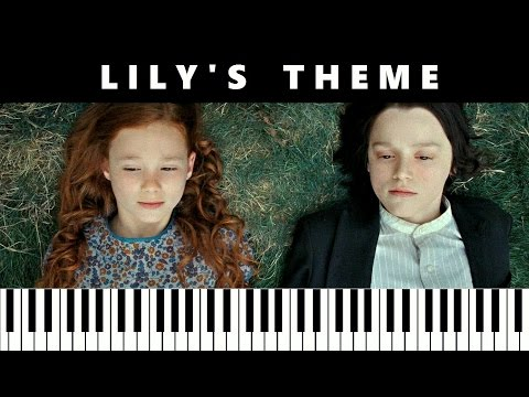 Lily's Theme [Piano Cover]