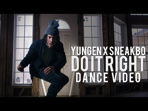 Yungen x Sneakbo - Do it Right (Dance Music Video)  Dance by Locomotive | @Locomotive252 | Les Twins