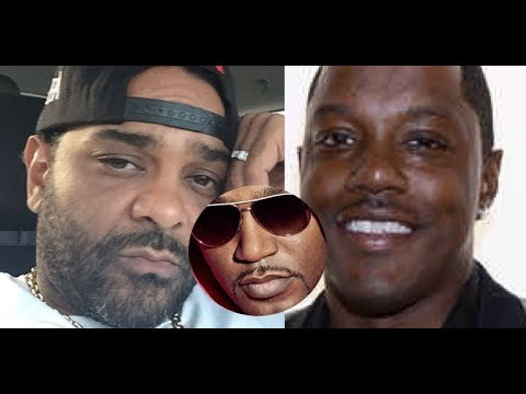 Jim Jones EXPOSES MASE LINE 'Cam'ron Where was all that Rico stuff when you left Jim in Rucker Park'