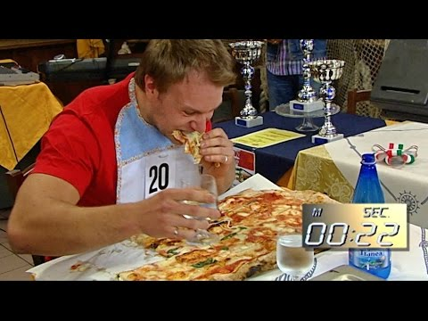 Furious World Tour | Italy Tour - 6lb Pizza Contest, 8lb Lasagna Eating Challenge and more (Full HD)