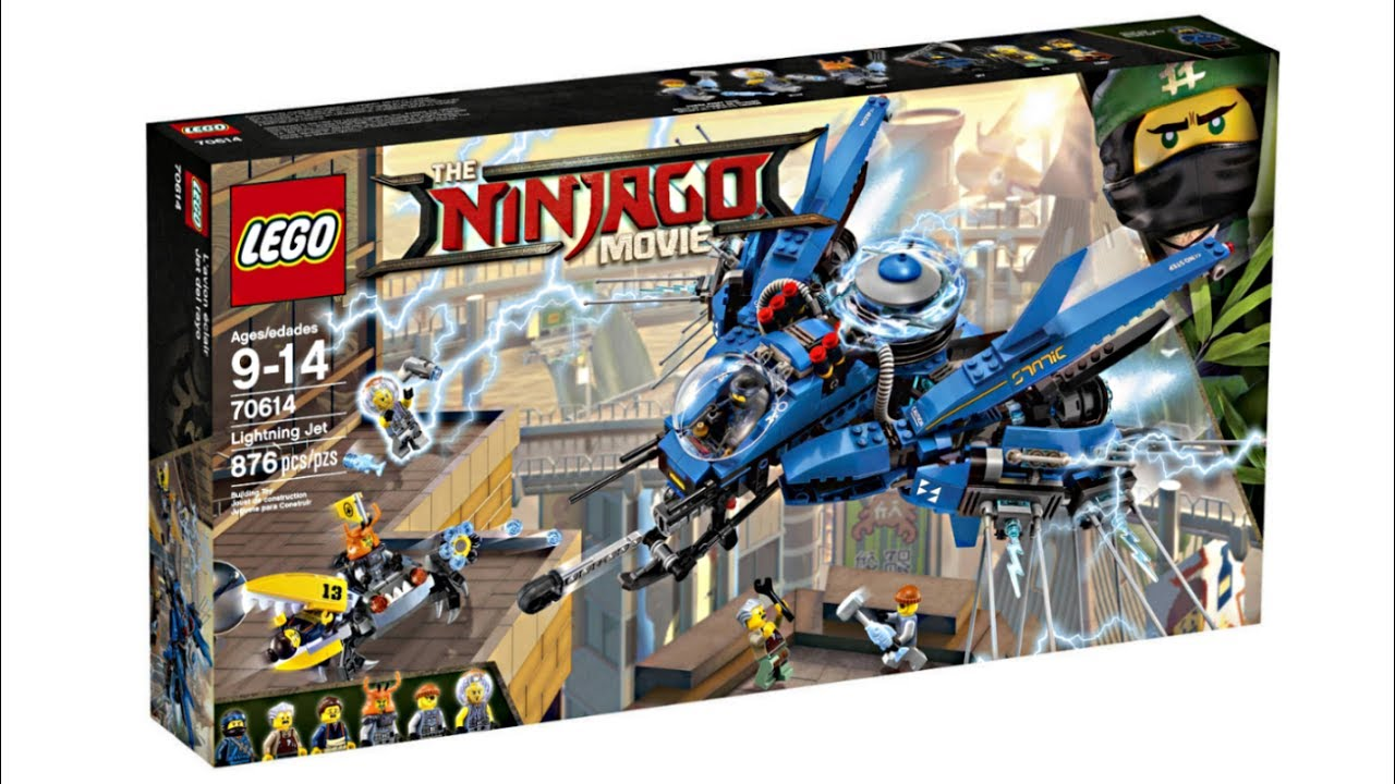 Ninjago Movie Lego