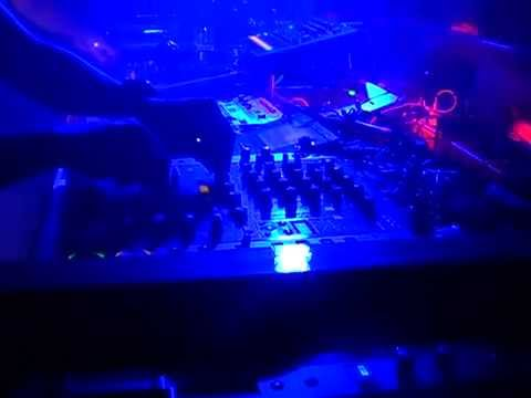 PHUTURE LIVE from LetsGoBack WayBack at SWG3, Glasgow 10-10-2014