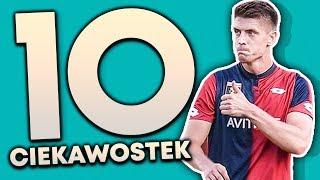 10 Ciekawostek - Krzysztof Piątek