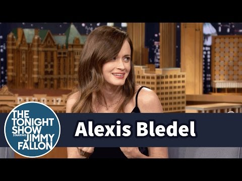 Alexis Bledel Was Shocked by Gilmore Girls' Final Four Words