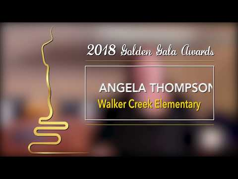 Angela Thompson, Walker Creek Elementary