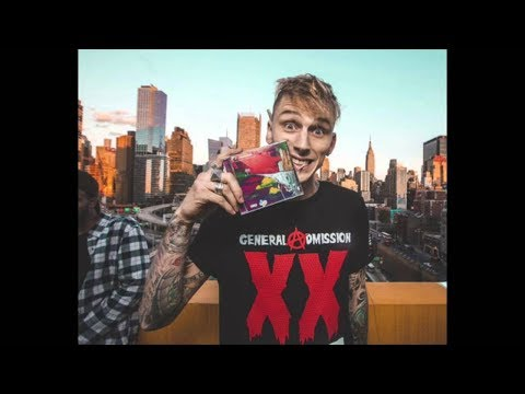 MGK Interview General Admission # 1 Hip Hop Album, Smoking Weed, and Video Games