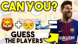 Can You GUESS THE LEGENDS By The Emoji?