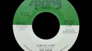 Joe Simon - Step by Step