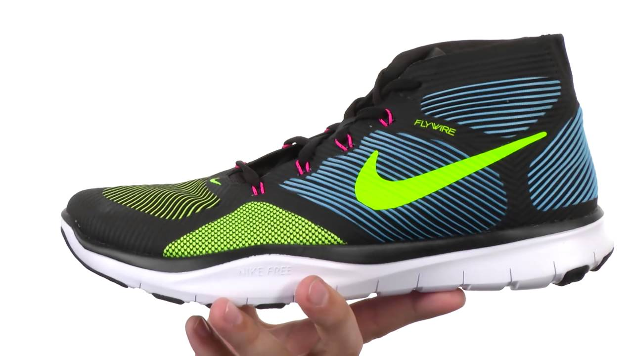 f965787b349e Nike Free Train Instinct SKU 8664147 - YouTube