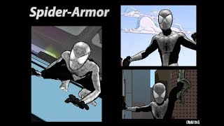 Ultimate Spider-Man Spider-Armor Suit Mod (PC Gameplay)