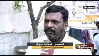 Karuna's accusation regarding parties in Tamilnadu not acceptable says Thirumavalavan spl tamil video news 29-08-2015