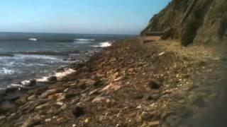 San Pedro, Vaikne ookean