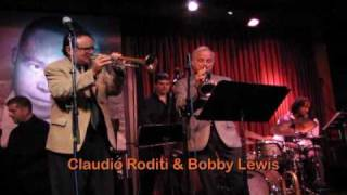Claudio Roditi & Bobby Lewis: The  Monster & The Flower