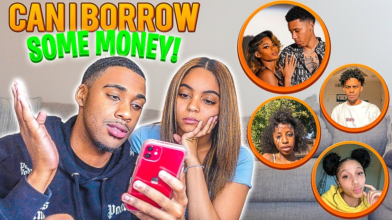 ASKING OUR FRIENDS TO BORROW MONEY!! *LOYALTY TEST*