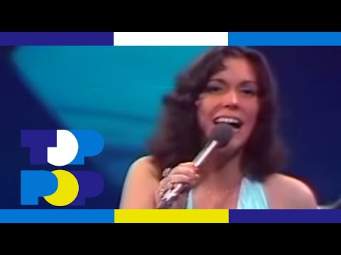 The Carpenters  Yesterday Once More • TopPop
