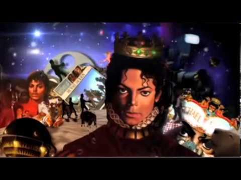 Michael Jackson 2010 album commercial