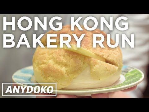 The Best Local Pastries and Bakeries of Hong Kong