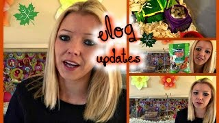 VLOG November 2014 | Hamster Updates Thumbnail